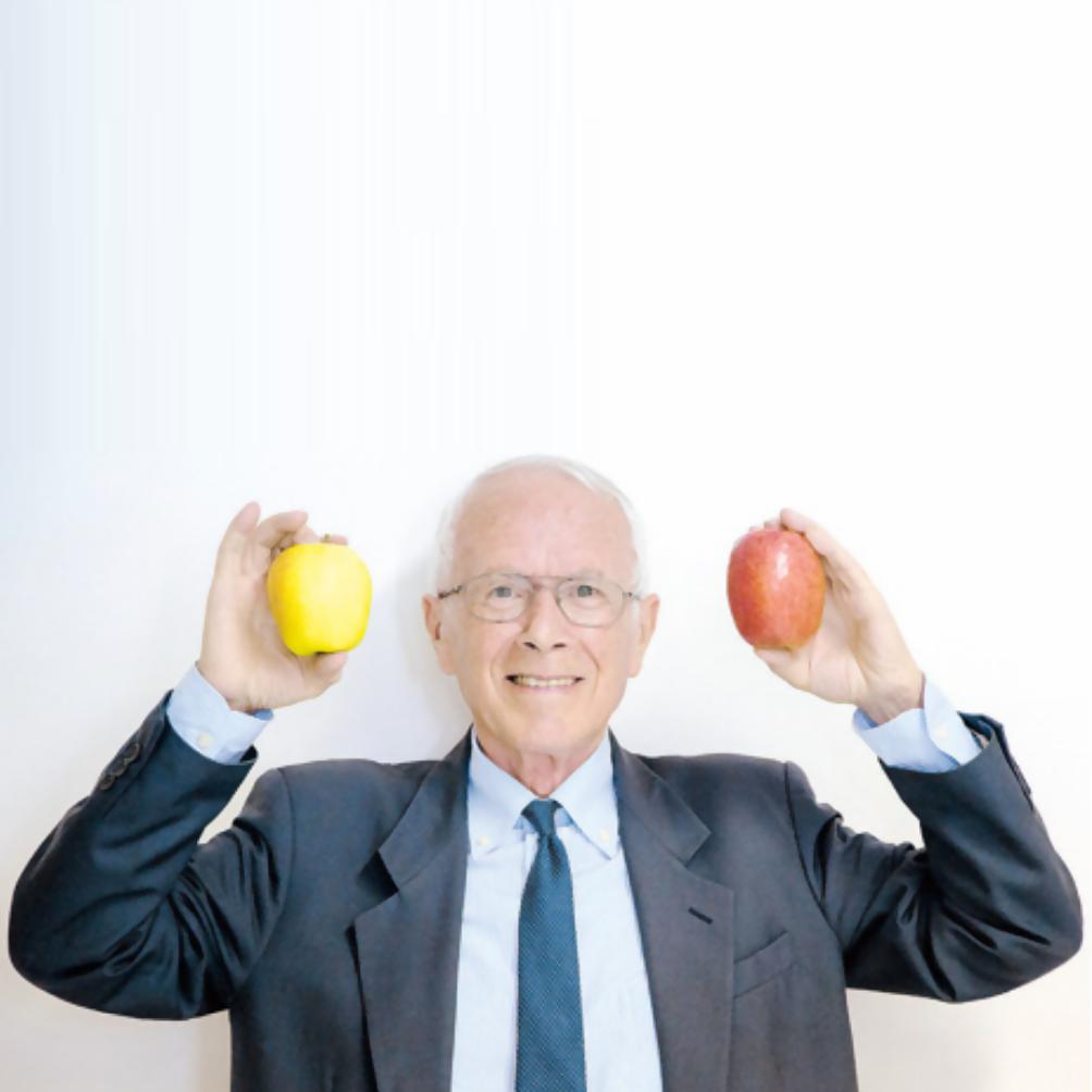 Il genio delle mele